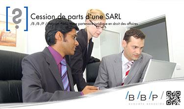 Régime social, Cession de parts d'une SARL - Avocat Paris