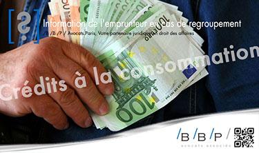 Crédits à la consommation, A savoir ? - Avocat Paris