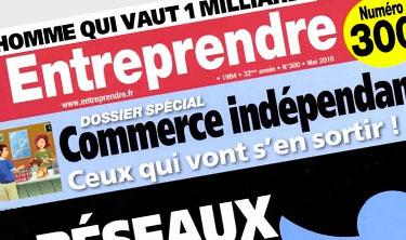 BBP Avocats Paris dans le magazine Entreprendre N°300